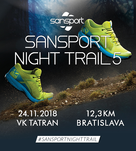 banner Sansport Night Trail